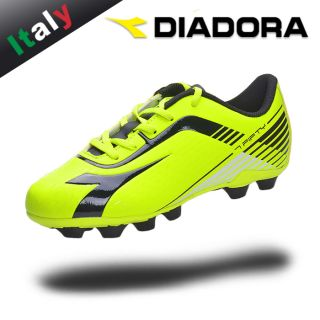 Diadora 7 FIFTY MD 兒童足球釘鞋 DA170894-C0001